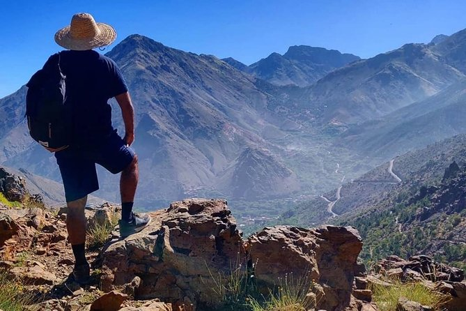 Atlas mountains 3-Day Trip to Berber Villages from marrakech