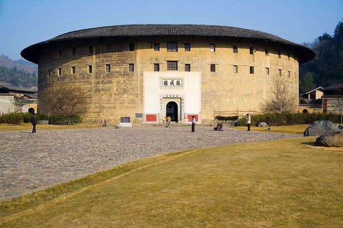 2-Day Hakka Tulou Private Tour to Nanjing and Yongding