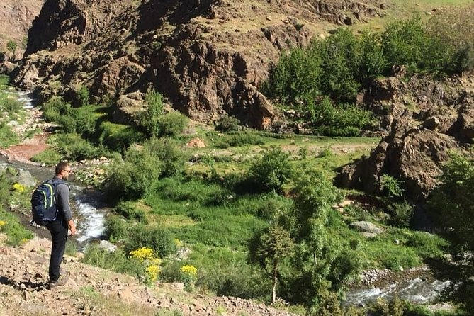 Marrakesh: 3-Day Trip to Berber Villages in Atlas mountains