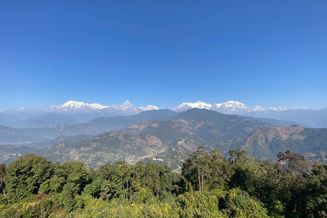 Hiking to Sarangkot