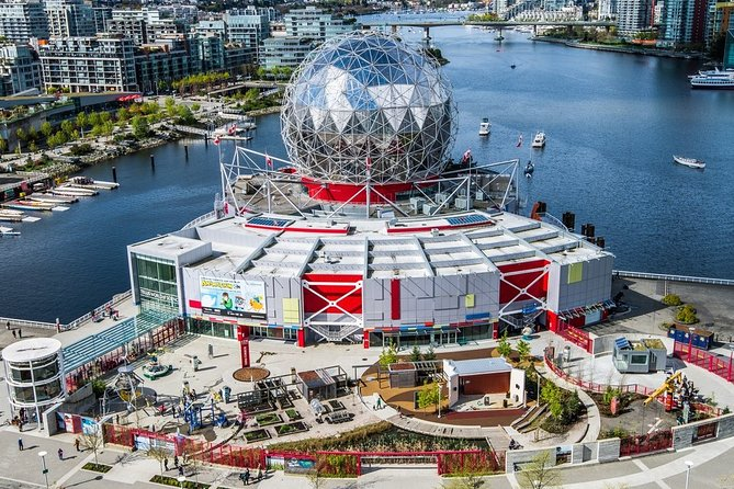 Vancouver with kids best family Tour