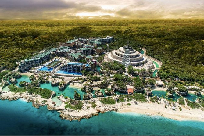 Tickets to Xcaret - Basic