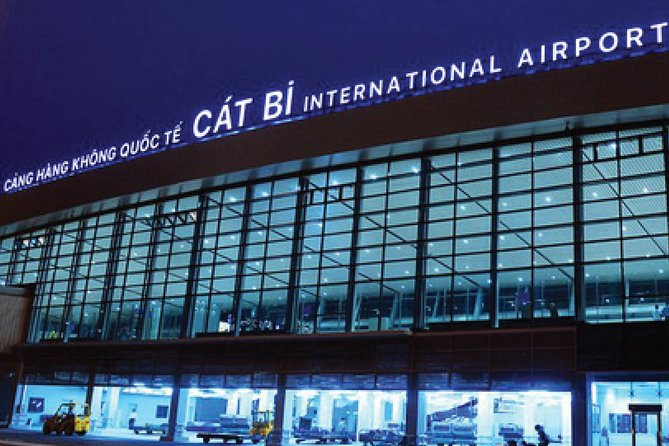 Cat Bi Airport To Hanoi City or Hanoi Airport Private Transfer