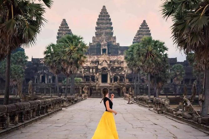 3 Days Instagram Snap at Angkor Landmark Private Tour