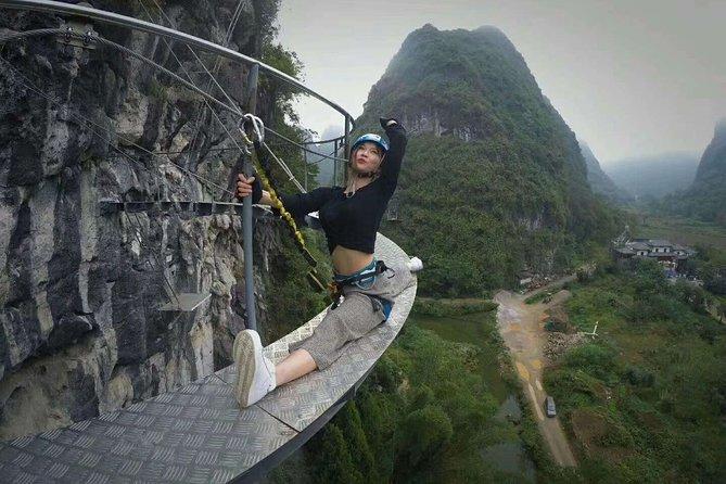 Yangshuo Rock Climbing (Via Ferrata) Ticket