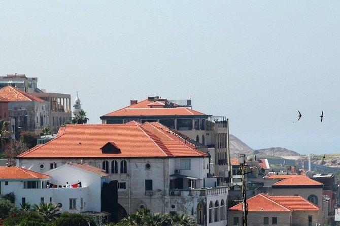 Jaffa Roofs View