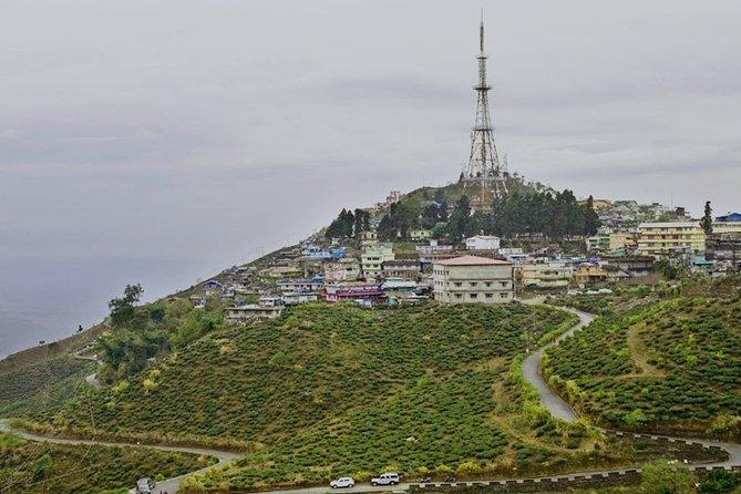 Day Tour Kurseong From NJP