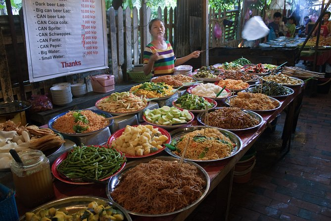 Luang Prabang After Dark Foodie Tour