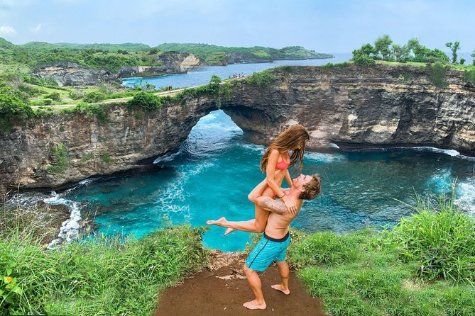 Full-Day Private Tour in Nusa Penida Island by Fast Boat