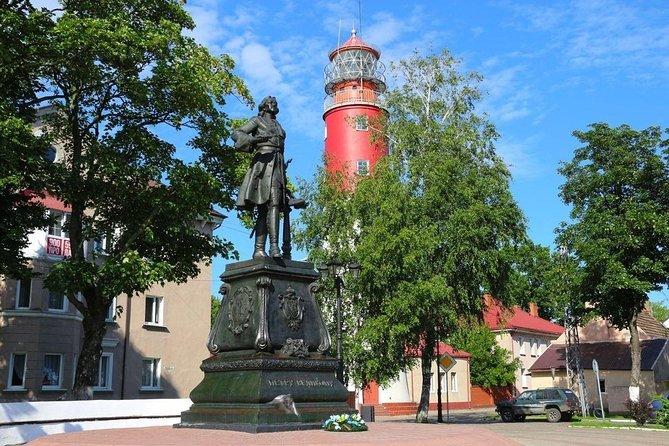 Увлекательное путешествие по Балтийску - Балтийской косе