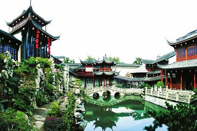 Hangzhou Nature and Garden Private Day Tour with Tea Village and Lunch