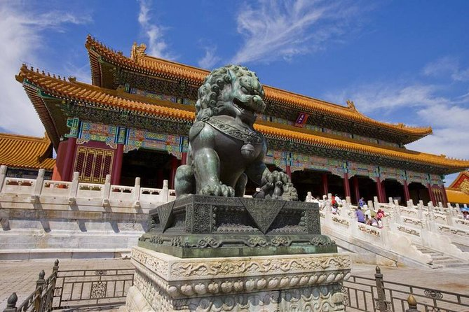Beijing Tour of Forbidden City and Temple of Heaven with lunch