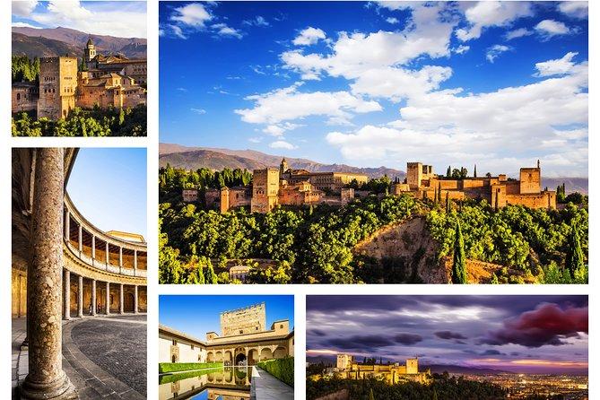 Excursão guiada particular em Alhambra e Generalife, em Granada