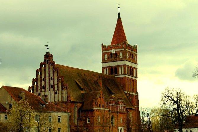 Замки Восточной Пруссии или «Галопом по Прусским Европам».