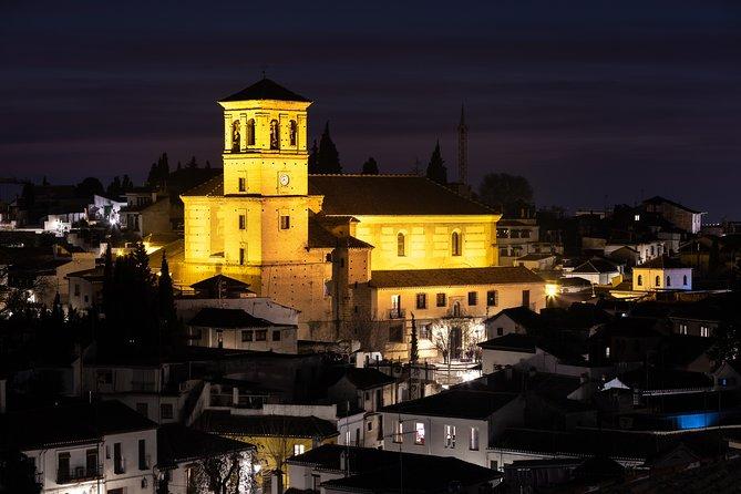 Albaicin quarter - night private tour