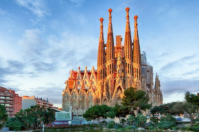 Valencia and Andalucia Tour from / to Barcelona
