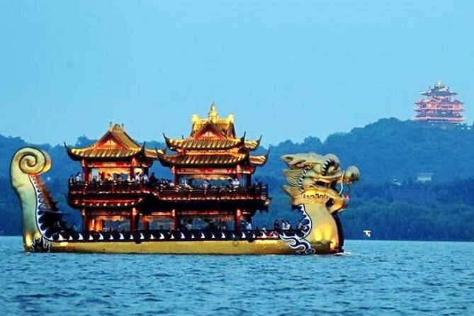 Half-Day Hangzhou Private Tour with West Lake Cruise and Lingyin Temple