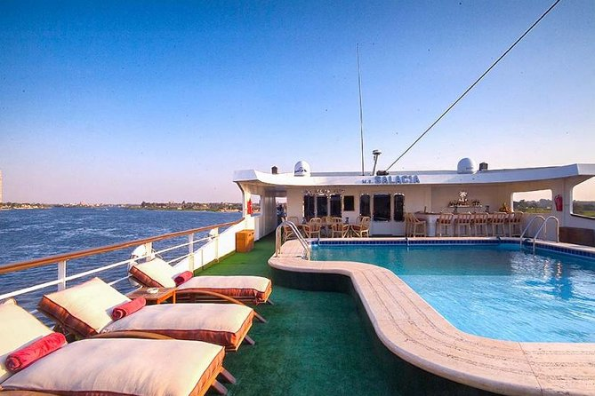 Pyramids, Nile Cruise & Sharm El Sheikh | Vacation to Egypt
