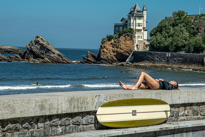 Private Photographic Walk in Biarritz