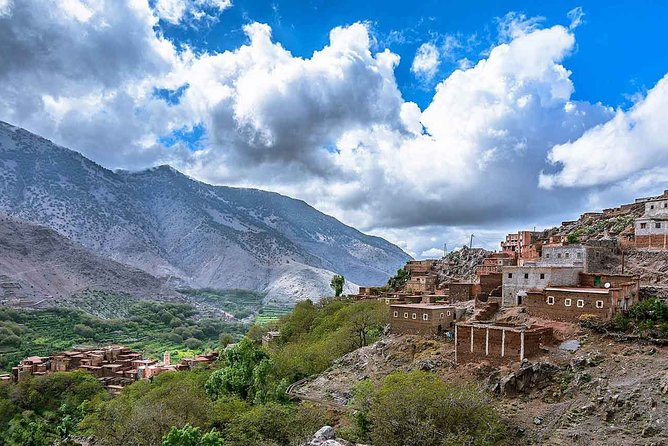 Private Full-Day Tour to the Atlas Mountains and Imlil Valley