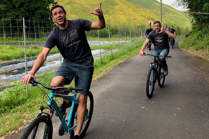Shimanto Mountain Bike Tour