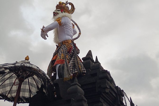 Bali Cliff and Traditional Dance (Kecak)