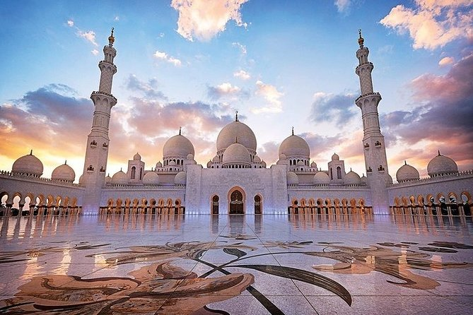 Abu Dhabi City Tour Full Day, Private