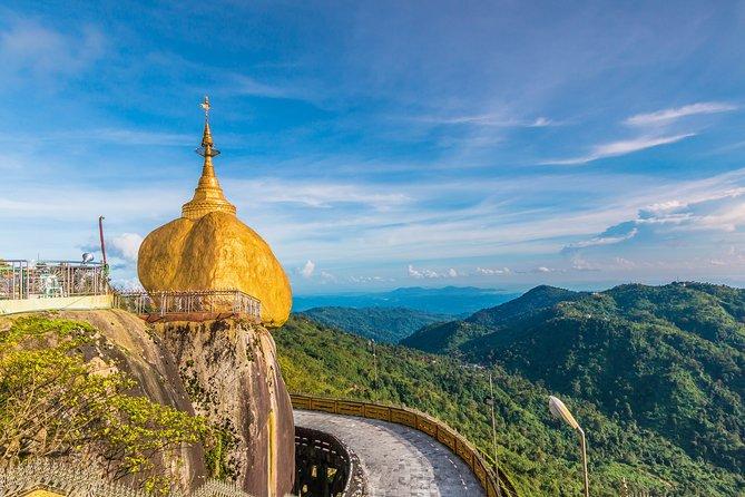2D1N Trip to Amazing Golden Rock
