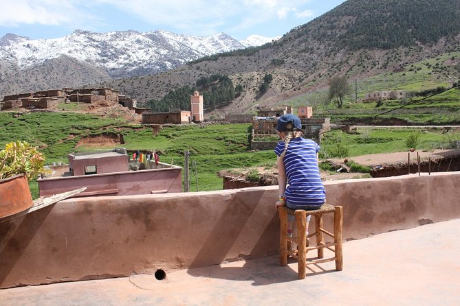 Full-Day Private Guided Tour to Atlas Mountains and Valleys