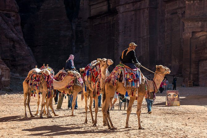 4 Days / 3 Petra, Wadi Rum, Red Sea & Dead Sea Highlights