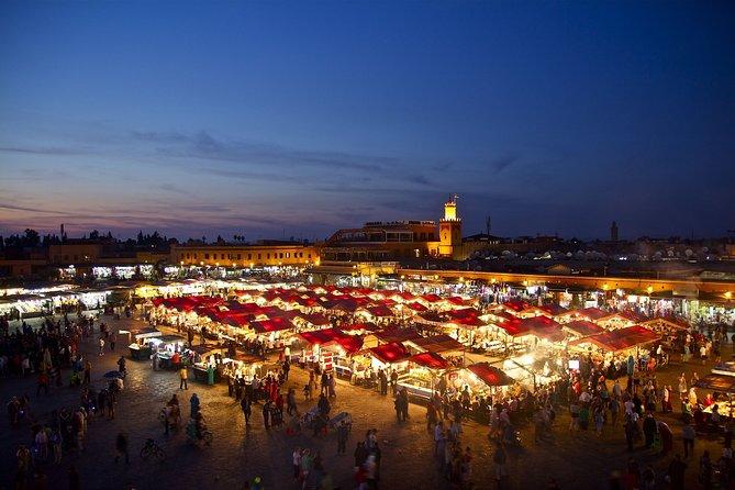 Morocco Circuit from Casablanca 8 Days 7 Nights (Comfort)