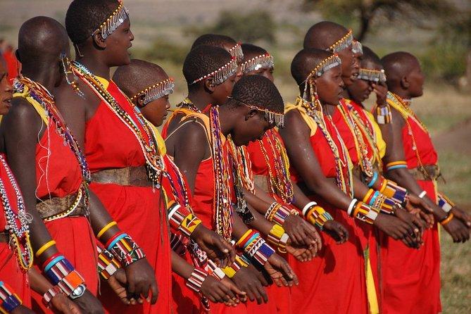 3 Days 2 Nights in Maasai Mara via The Great Rift Valley