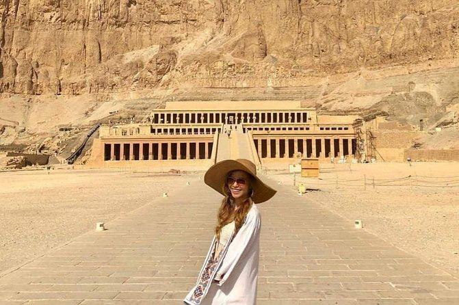 Luxor to Aswan Nile Cruise From Hurghada
