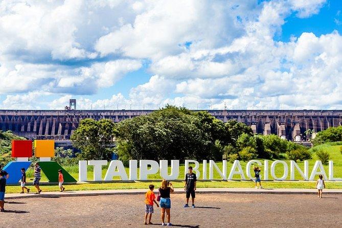 Panoramic Tour to the Itaipu Plant