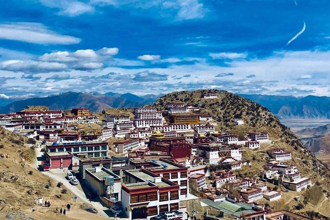 5-Day Small Group Lhasa and Ganden Monastery Tour