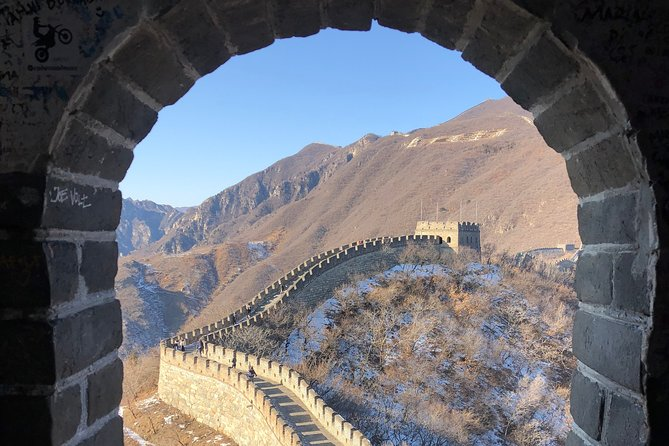 Full-Day Private Tour of Mutianyu Great Wall with Lunch