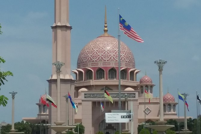 Putrajaya Day Trip from Kuala Lumpur
