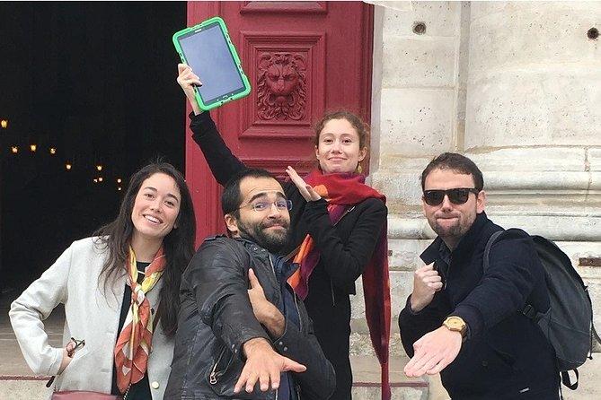 ClueZ Paris Tour
