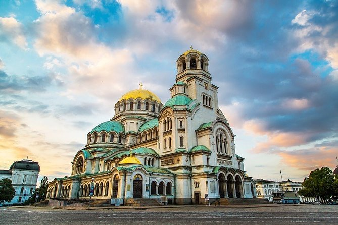 Guided Walking Tour of Sofia