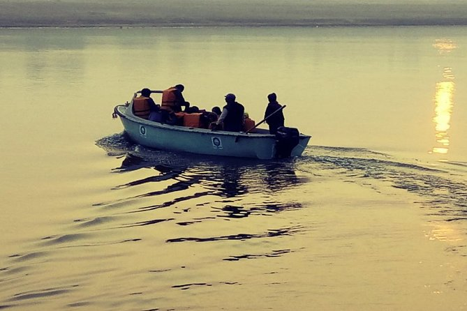 Full Day Chambal River Safari Tour from Agra