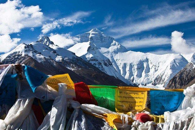 7-Day Small Group Lhasa,Yamdrotso Lake,Everest Base Camp Tour end at Kathmandu