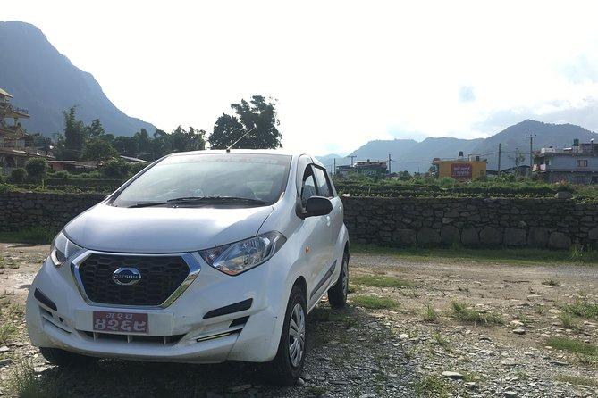 Private Car Drive from Pokhara to Kathmandu and V.V