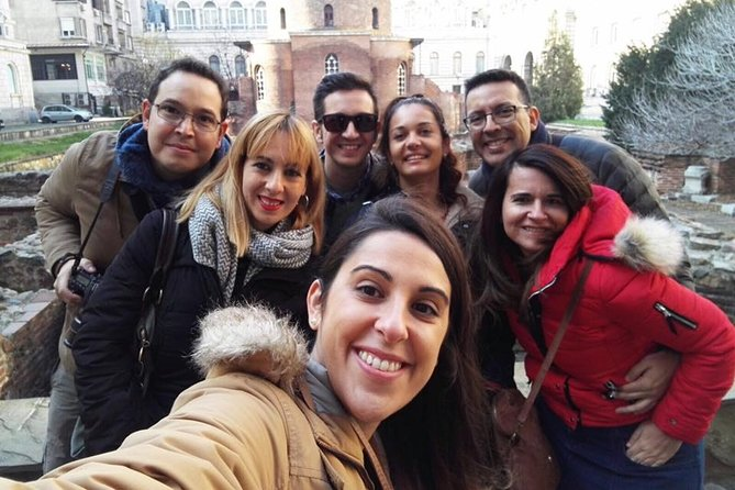 Private Sofia Guided City Tour with Gourmet Lunch