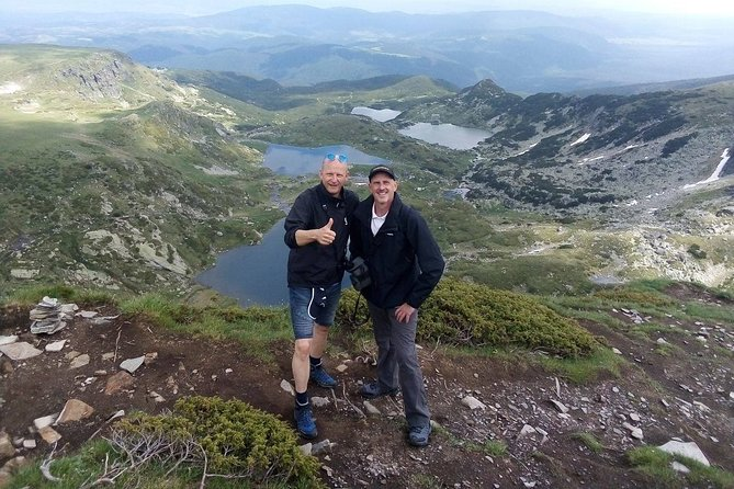 Seven Rila Lakes Hike- Private Day Trip