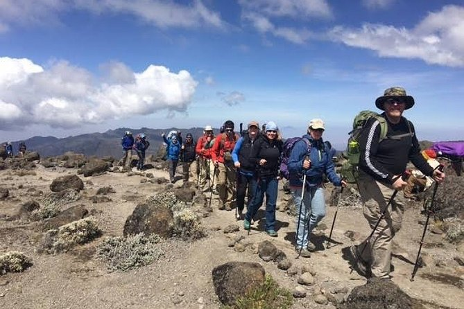 7-Day Rongai Route Trekking of Mount Kilimanjaro