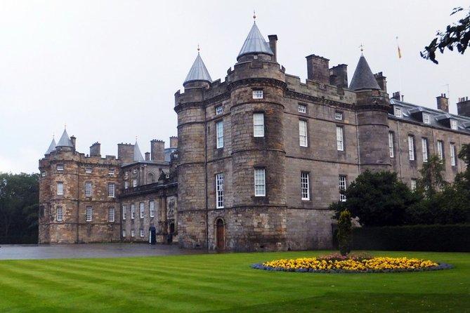 Half-Day Edinburgh Tour with Private Driver