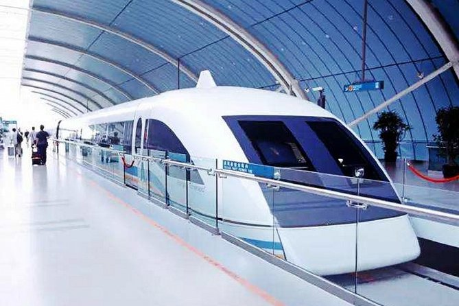 Shanghai Maglev Train Station Private Transfer from City Area