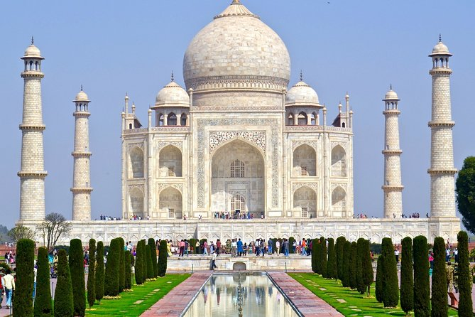 2 Day Golden Triangle Private Tour From Agra
