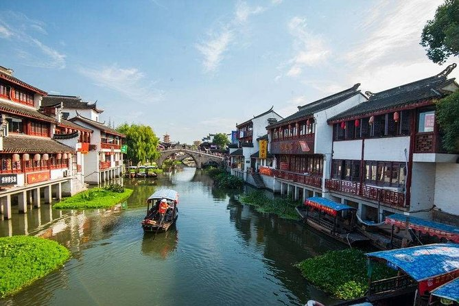 Private Transfer between Qibao Ancient Water Town and Shanghai City Area