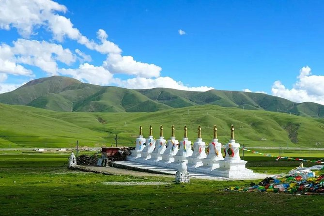 6-Day Small Group Lhasa City and Holy Lake Namtso Tour from Nanjing